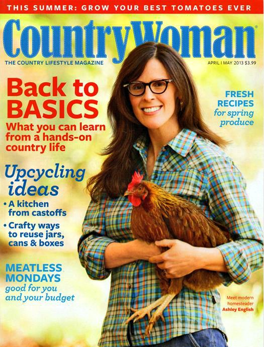 Country Woman cover 2013