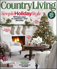 Country Living Dec 2011 - Jan 2012