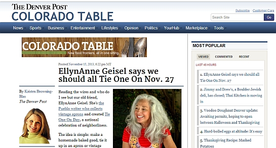 The Denver Post - Colorado Table