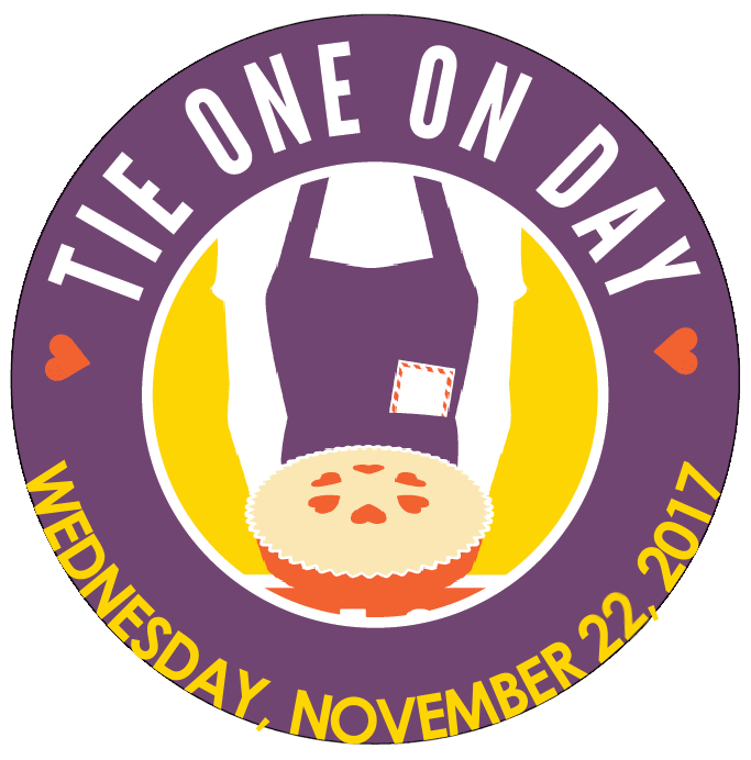 November 23, 2017 - Tie One On Day