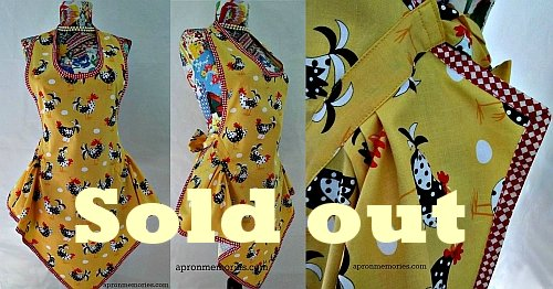 Flirty Peplum_Sunny Side Up - Sold out sorry