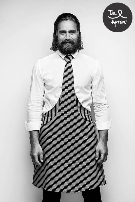 Tie&Apron. Design by Andres Labi. Estonia.