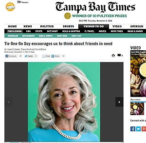 Tampa Bay Times article image