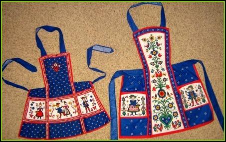 Letitia Harper apron
