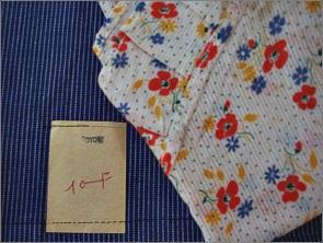 the flower apron