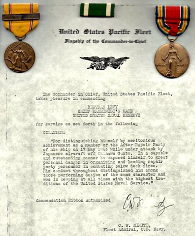 Daddy_medals commendation letter cropped