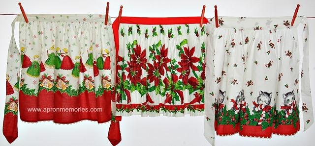 xmas on a clothesline www