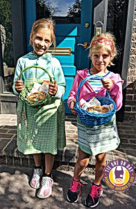 Ready to deliver their TOODay sweet offerings