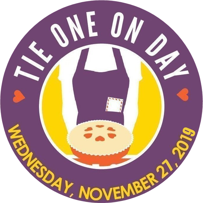 November 27, 2019 - Tie One On Day